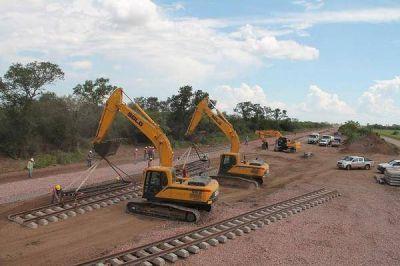 Ferrocarril Belgrano a puerto Caldera reduciría en 30% costos de transporte