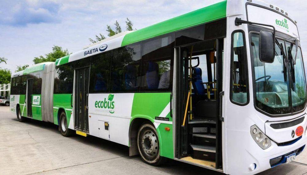 Salta utilizará biodiesel en el transporte de pasajeros