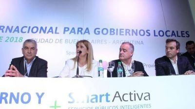 Verónica Magario fue reelecta por unanimidad como presidenta de la Federación Argentina de Municipios