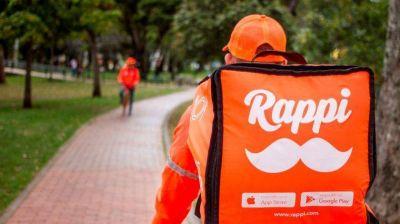 Trabajadores de Uber, Glovo y Rappi crearon su propio sindicato