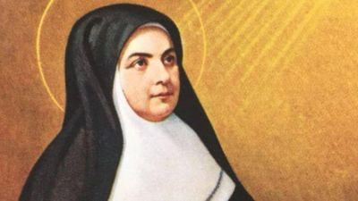 La iglesia recuerda a Santa María Soledad Torres Acosta