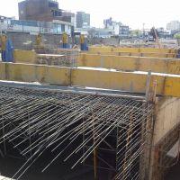 """Desagüe pluvial """"Arroyo Del Barco"""": ya se concretó el tendido de 629 metros del conducto principal"""