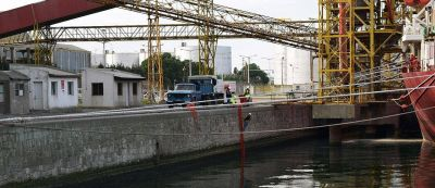 Certificaron muelles del Puerto Quequén