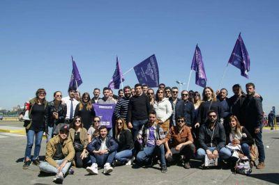 Original gesto de Aeronavegantes hacia los trabajadores de Flybondi
