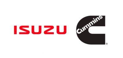 Isuzu anunció una alianza estratégica con Cummins