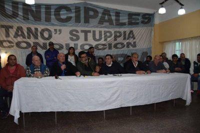 Treinta y cinco gremios locales rechazan la compensación retroactiva ilegal del gas