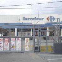 Intentaron robar en Carrefour y Vea: hay dos arrestados