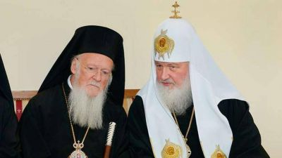 """""""Se procede con hacia la autonomía de la Iglesia ortodoxa de Ucrania"""""""