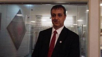 """Fabián Neiman: """"La misión de la DAIA es la representación política, no es la recaudación ni la acción social"""""""