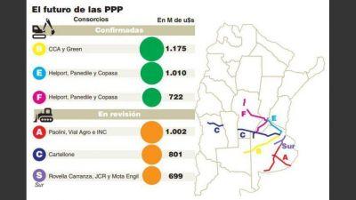 Peligra la construcción de tres corredores licitados bajo PPP por falta de financiamiento