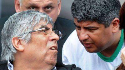 Paritarias: Moyano y Caló empujan por fijar nuevo piso salarial de 40%