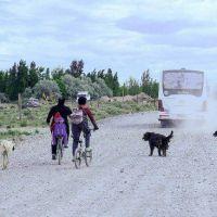 En Nueva Esperanza hay miedo a los cimarrones