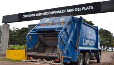Leitao resaltó los trabajos del Ceamce en el predio de residuos
