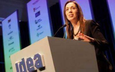 Vidal abre el coloquio de IDEA en Mar del Plata