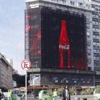 Coca Cola recibió $35 millones para ser sponsor de los juegos Olímpicos