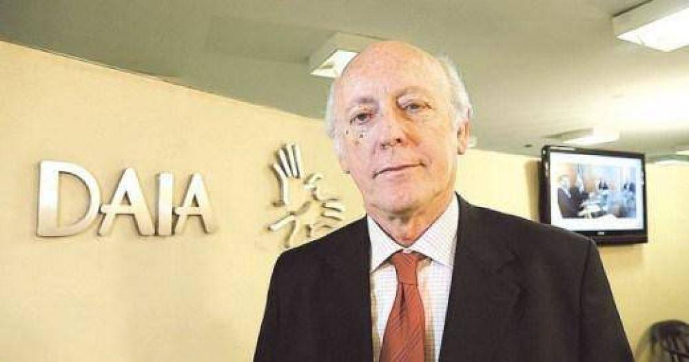 """Alberto Indij, presidente de la DAIA: """"La cantidad y calidad de acciones que hemos realizado hacen que sea una gestión absolutamente exitosa"""""""