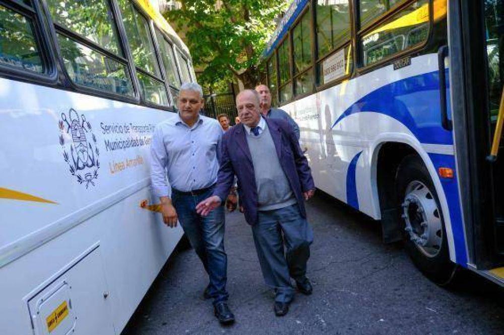 """Diez noches sin colectivos: """"estamos agotando todas las vías administrativas"""""""