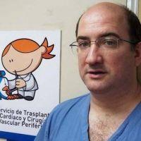 La historia de Ignacio Berra, el cirujano argentino que destacó María Eugenia Vidal en su discurso