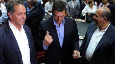 Intento de unidad peronista: Sergio Massa y Daniel Scioli se mostraron juntos en Tucumán