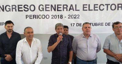 Milla fue electo al frente de la Federación de Petroleros y anunció que la semana próxima retoma las paritarias