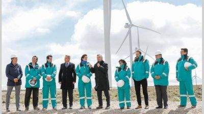 Energías renovables: cómo es el nuevo parque eólico de YPF en la Patagonia