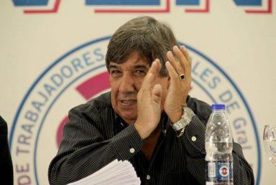 """El """"Cholo"""" García deja la CGT"""