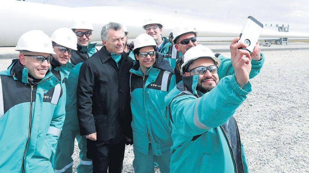 Macri al frente de la ofensiva contra Camioneros