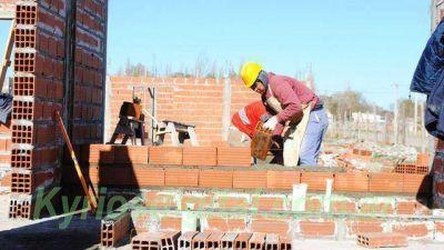 Gremio de la construcción acordó un 27% de aumento salarial y ya pide otro adicional