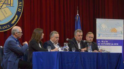 Se desarrolla en Bahía Blanca el Tercer Congreso de Energías Sustentables