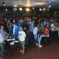 El peronismo de Olavarría conmemoró el Día de la Lealtad