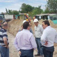 Plan Director de Cloacas de Las Grutas, una obra que combina servicio eficiente con cuidado del ambiente