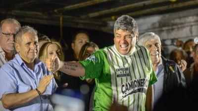 """Volvió Pablo Moyano: """"Queda claro que fue un ataque mediático y judicial"""""""