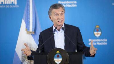 Presupuesto y FMI, las pruebas de fuego de Macri para sortear la tormenta y ponerse en campaña