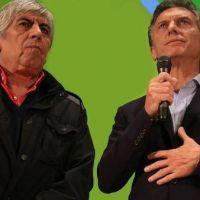 La sinuosa relación entre Mauricio Macri y el sindicalismo, en medio de la pelea con Hugo Moyano