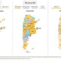 Con lógica de campaña: en la gestión, casi todos los actos de Macri fueron en las provincias donde recibió más votos
