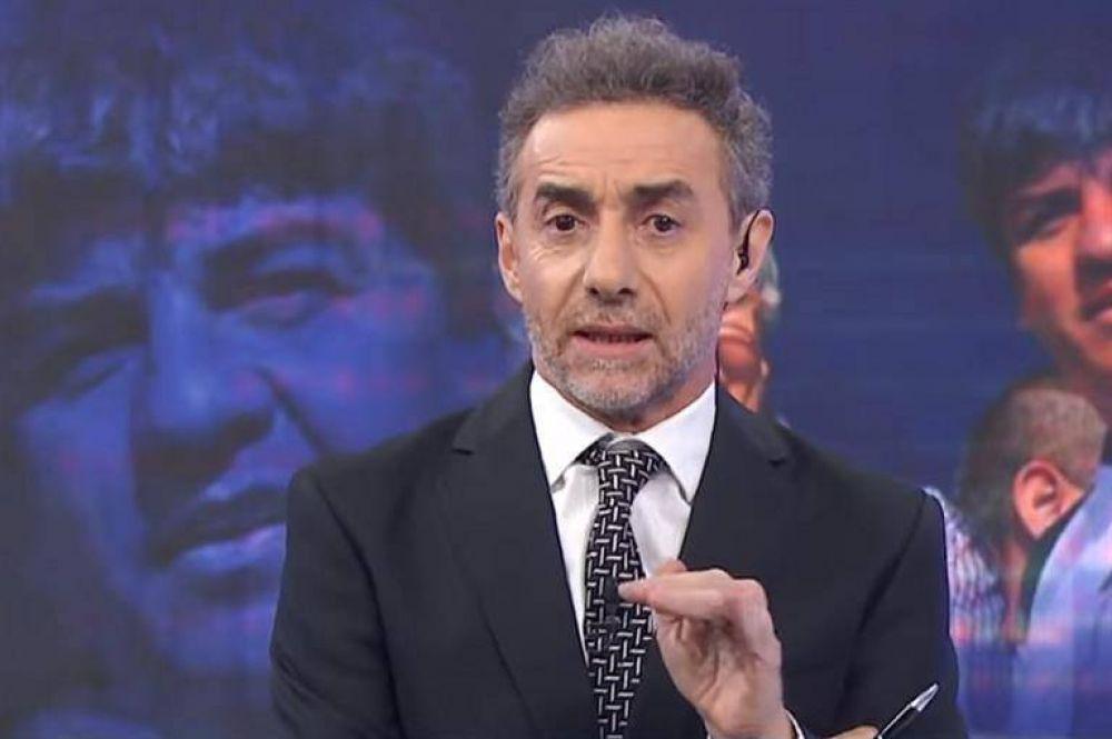Luis Majul le respondió a Hugo Moyano, quien lo tildó de