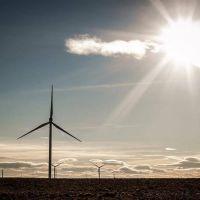 YPF LUZ inaugura el parque eólico Manantiales Behr
