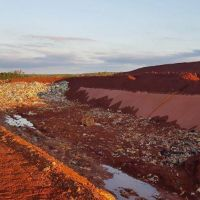 Verificaron el sistema de saneamiento ambiental de Curuzú Cuatiá
