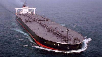 Los grandes buques petroleros de alta mar están