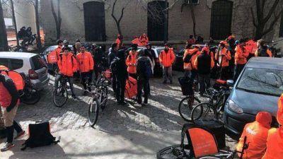 Uber, Rappi y Glovo: la CGT exigirá al Gobierno la regulación laboral en las plataformas