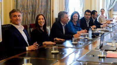 Pese al malestar, Vidal dice que antes de romper con Macri se va a la casa