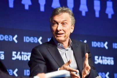 Macri se pone a la cabeza de la pelea contra la suba del salario y a favor de la reforma laboral