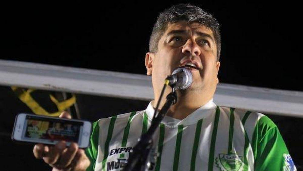 Las escuchas que complican a Pablo Moyano en la causa por asociación ilícita con la barra brava de Independiente