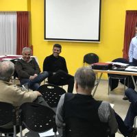 Dominguez Yelpo, en la asamblea de CATAPIB
