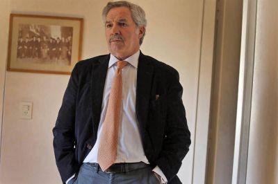 Felipe Solá anuncia hoy su alejamiento del Frente Renovador