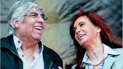 La línea invisible que une a CFK, Menem, Scioli y Hugo Moyano