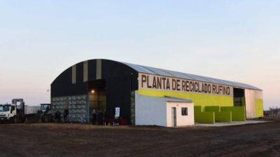 La Provincia realiza una inversión única a nivel nacional en gestión de residuos