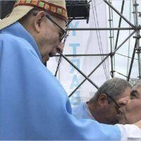 En el fervor de su pelea con Macri, Moyano afirma contar con apoyo del Papa