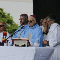 Un silencio prudente de los obispos para esconder diferencias