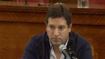 """Mourelle adelantó """"superavit fiscal"""" en 2019 y marcó distancias con Baragiola"""